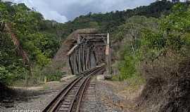 Oliveira dos Campinhos - Oliveira dos Campinhos-BA-Ponte Férrea-Foto:marcelo_fsa