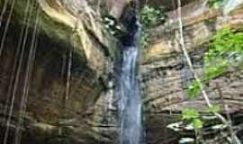 Sergi - Cachoeira do Urubu e Canyon do Rio Sergi-Foto:mareventos