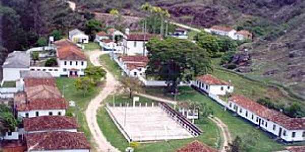 Vila do Biiribiri-MG-Conjunto Arquitetônico e Paisagístico-Foto:www.iepha.mg.