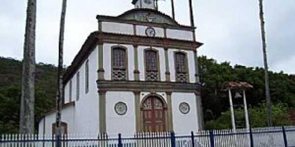 Vila do Biiribiri-MG-Igreja do Sagrado Coração de Jesus-Foto:www.iepha.mg.
