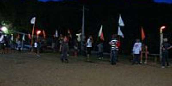 Rio Ponte-ES-Festa na EMEF-Foto:Face Rio ponte Domingos Martins