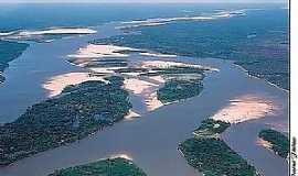 Ilha do Bananal - Ilha do Bananal-TO-A maior Ilha fluvial do mundo-Foto:www.santaterezinha.mt.gov.br
