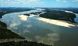 Ilha do Bananal - Ilha do Bananal-TO-Vista aérea da Ilha-Foto:yedaseveral.com.br