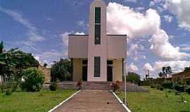 Abade - Abade-PA-Igreja de São João Bosco-Foto:Karla Farias