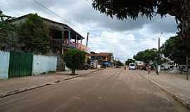 Abade - Abade-PA-Rua Principal-Foto:PEDRO PAULO