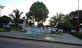 Abade - Tralhoto, símbolo da cidade de Abade-PA-Foto:PEDRO PAULO