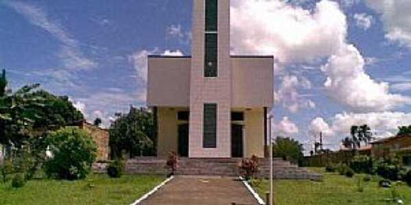 Abade-PA-Igreja de São João Bosco-Foto:Karla Farias