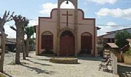 Praia de Uruaú - Praia de Uruaú-CE-Igreja de N.Sra.de Fátima depois da reforma-Foto:fmminhahistoria1a.blogspot