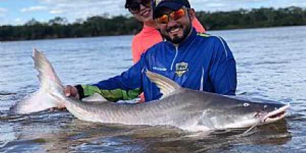 Venha realizar um sonho, pescando no Rio Araguaia!