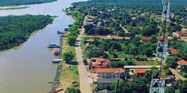 Imagens da localidade de Luiz Alves distrito de São Miguel do Araguaia - GO