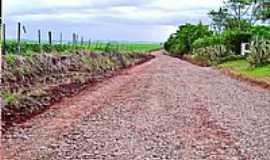 Bom Recreio - Bom Recreio-RS-Estrada rural-Foto:www.onacional.com.br