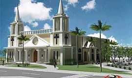 Ipiranga do Norte - Igreja Nossa Senhora Aparecida de Ipiranga do Norte