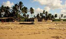 Praia do Baixio - Praia do Baixio-BA-Barra do Inhambupe-Foto:Miss Check-in
