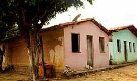 Praia do Baixio - Praia do Baixio-BA-Casas típicas da região-Foto:Miss Check-in