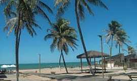 Praia do Baixio - Praia do Baixio-BA-Chegada na praia-Foto:escoladamorena.