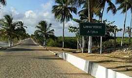Praia do Baixio - Praia do Baixio-BA-Entrada da cidade-Foto:Miss Check-in