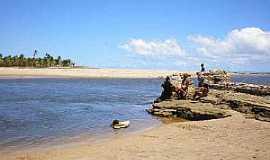 Praia do Baixio - Praia do Baixio-BA-Linda praia-Foto:Eduardo Castro