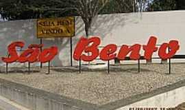 São Bento do Inhatá  - São Bento do Inhatá - Distrito do município de Amélia Rodrigues/BA.