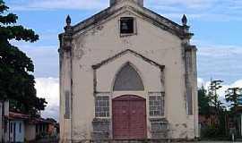 São Bento do Inhatá  - São Bento do Inhatá-BA-Igreja de São Bento-Foto:Otavio Neves Cardoso