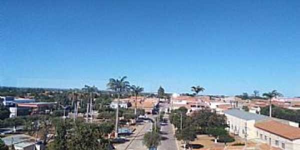 Imagens da cidade de Serra do Ramalho - BA