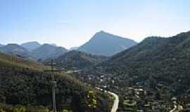 Albuquerque - Vista parcial de Albuquerque - RJ - por Jorge Luis Cunha