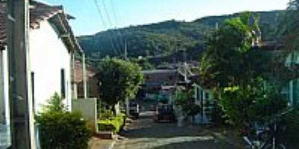 São Sebastião da Boa Vista-MG-Rua da cidade-Foto:Aldair Junior
