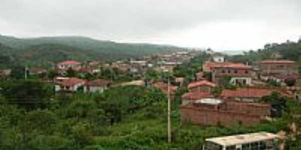 São Sebastião da Boa Vista-MG-Vista parcial da cidade-Foto:jairogomes