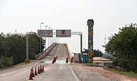 Porto Morrinho - Porto Morrinho-MS-Ponte sobre o Rio Paraguai-Porta de entrada-Foto:Isabel Pellizzer