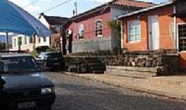 Vitoriano Veloso (Bichinho) - Vitoriano Veloso(Bichinho)-MG-Rua Principal-Foto:Maiara Luchi Camilotti