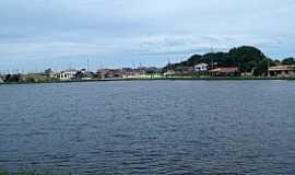 Balneário Rincão - Balneário Rincão-SC-Lagoa do Jacaré-Foto:Alcimar Luiz Callegari