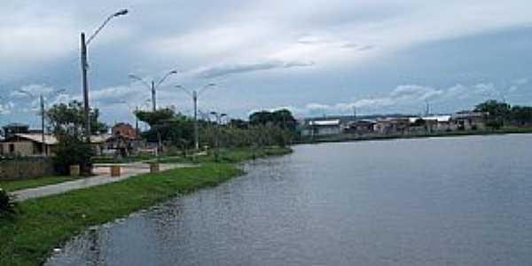 Balneário Rincão-SC-Lagoa do Jacaré-Foto:Alcimar Luiz Callegari