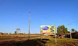 São João da Cachoeira em Carolina - São João da Cachoeira em Carolina-MA-Estrada do Povoado-Foto:mochileirosecampistas.blogspot.com