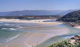 Praia da Guarda do Embaú  - Imagens da Praia da Guarda do Embaú - SC