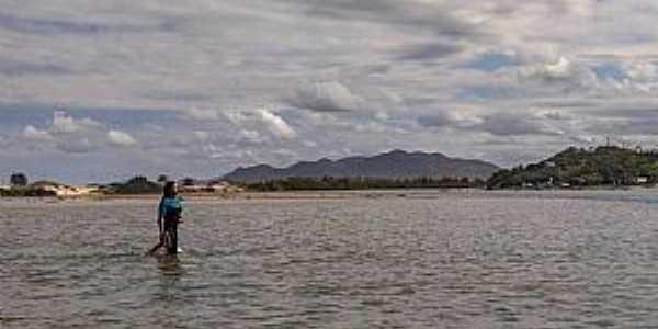 Rio da Madre na Guarda do Embaú!