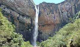 Vila do Tabuleiro - Vila do Tabuleiro-MG-Cachoeira do Tabuleiro-Foto:guiadoviajante.com