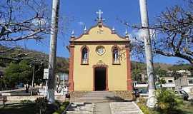 Vila do Tabuleiro - Vila do Tabuleiro-MG-Matriz do Bom Jesus da Cana Verde-Foto:Evaldo Sales