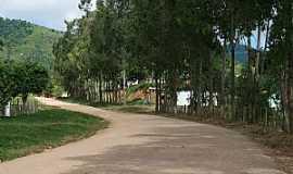 Valentim Distrito de Boa Nova - Valentim Distrito de Boa Nova-BA-Entrada do Povoado-Foto:ANA MARCIA PORTO, PATRICIA MEIRA E FLÁVIA REGINA OLIVEIRA