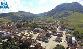Valentim Distrito de Boa Nova - Valentim Distrito de Boa Nova-BA-Vista aérea da cidade-Foto:Portal Poções