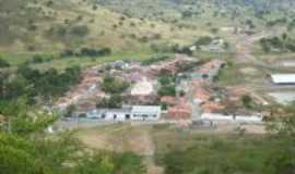 Serra Preta - Vista do Alto da cidade de Serra Preta-ba, Por F�bio Jr. Barros