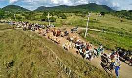 Serra Preta - Festa de vaqueiros e fazendeiros, Ponto de Serra Preta.