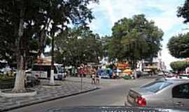 Serrinha - Serrinha-BA-Centro da cidade-Foto:Joquinha Bandiaçu