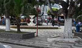 Serrinha - Serrinha-BA-Praça no centro da cidade-Foto:Joquinha Bandiaçu