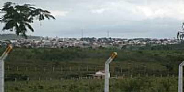 Serrinha-BA-Vista da cidade-Foto:Joquinha Bandiaçu