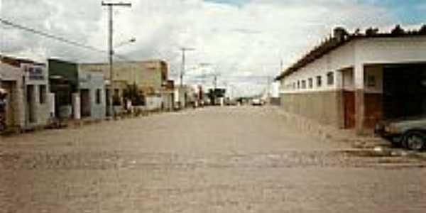 Rua em Serrolândia-Foto:meire59