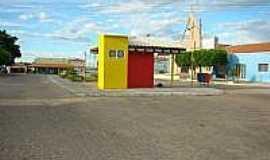 Sítio do Mato - Praça da Igreja em Sítio do Mato[3]-Foto:jefferson.