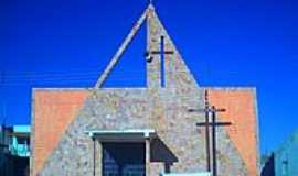 Sítio do Mato - Sítio do Mato-BA-Igreja Católica-Foto:www.sitiodomatoemfoco.com.br