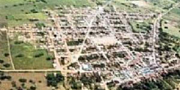 Vista aérea de Sítio do Quinto-BA-Foto:Adriano Carvalho