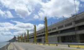 Sobradinho - Barragem de Sobradinho-Foto:José de França