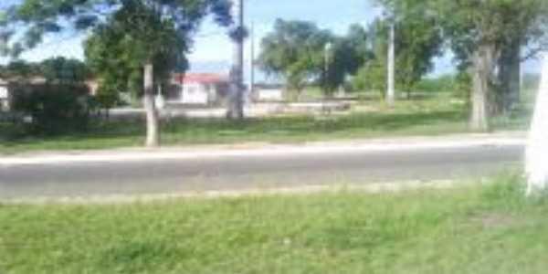 Praça na Vila Santana, Por marly dos a. nascimento diadema - sp