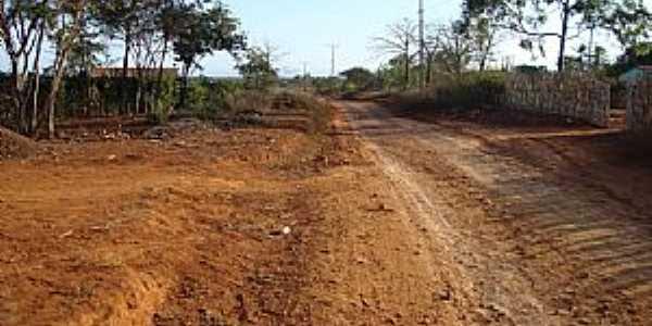 Souto Soares-BA-Estrada Povoado Arcênio-Foto:brunogs